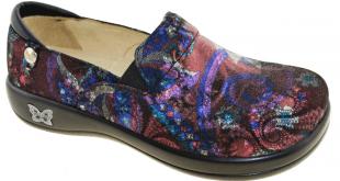 Alegria Women's Keli Professional Slip Resistant Work Shoe