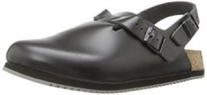 slip-resistant work shoe