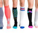 Why do nurses wear compression socks?