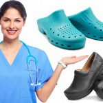Nursing clogs vs tennis shoes