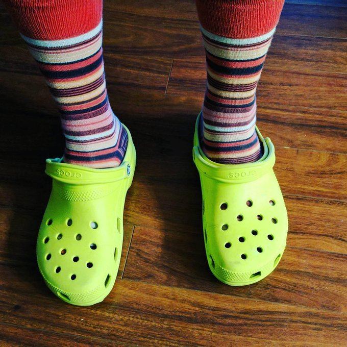 Are Crocs good for your feet