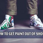 How to Get Paint Out of Shoes