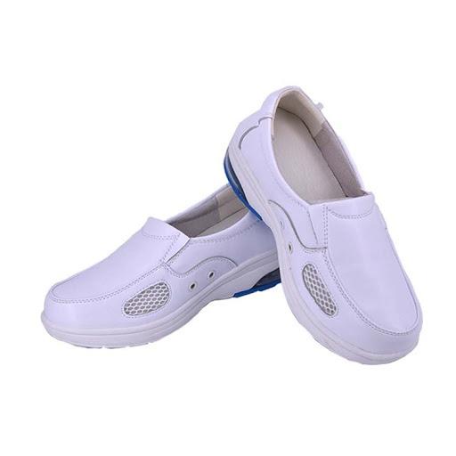 Medical Uniform Leather Comfortable White Nursing Shoes Wholesale