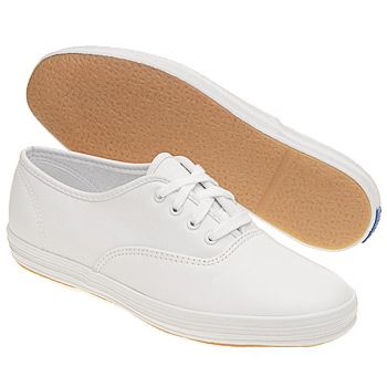 Women's Champion Leather | Keds, Leather keds, Leather shoes woman