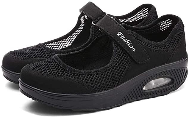 Amazon.com   Women's Comfortable Working Nurse Shoes Non-Slip ...