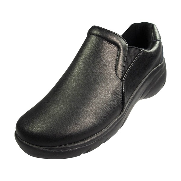 NATURAL UNIFORMS SLIP-ON LEATHER NURSING SHOES (STYLE# 9112 ...