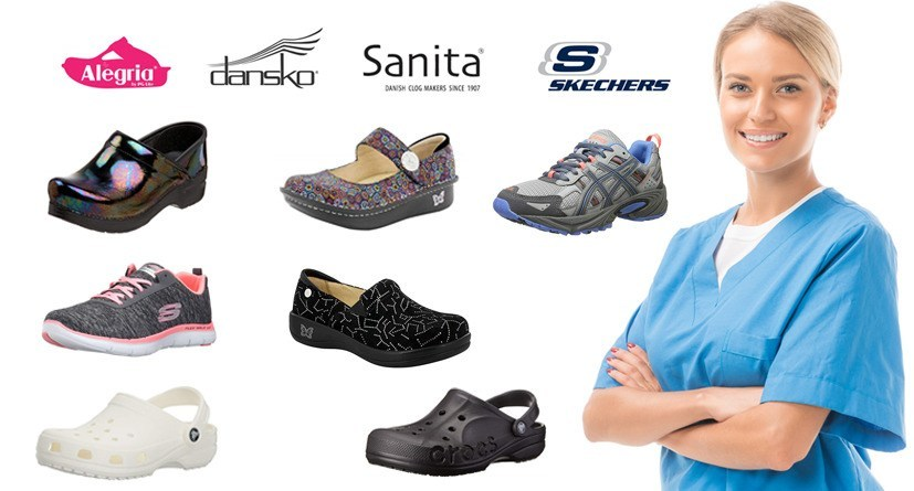 50+ Best Nursing Shoes For Women – Clogs, Sneakers, Stylish, And Cute!