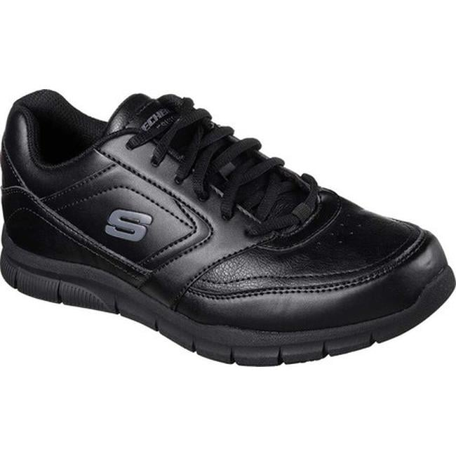 Shop Skechers Men's Work Relaxed Fit Nampa Slip Resistant Sneaker ...