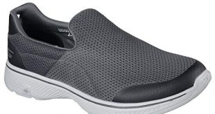 Skechers Performance Men's Go Walk 4 Incredible Walking Shoe- Buy Online in  Andorra at andorra.desertcart.com. ProductId : 37641912.