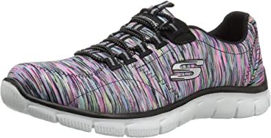 Amazon.com | Skechers Sport Women's Empire Fashion Sneaker | Fashion Sneakers