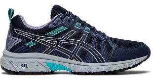 Women's GEL-VENTURE 7 | Black/Silver | Running Shoes | ASICS
