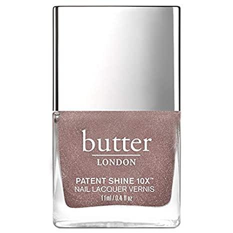 Amazon.com: butter LONDON All Hail the Queen Patent Shine 10X Nail Lacquer, 0.4 fl. oz.: Premium Beauty