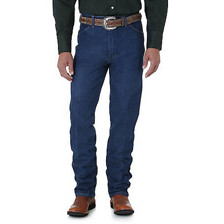 Wrangler Men's Cowboy Cut Slim Fit Jeans, 0936PWD at Tractor Supply Co.
