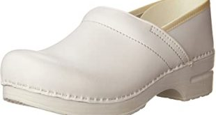 Amazon.com | Dansko Women's White Professional Box 39 2A(N) EU | Mules &  Clogs