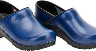 Sanita Professional PU Closed Clog | Original Handmade Flexible Leather Clog  for Women: Amazon.co.uk: Shoes & Bags