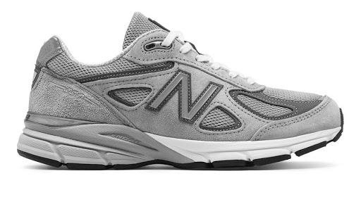 New Balance 990v4 W990GL4 for Women, Grey/Castlerock - WNPS Dojo