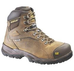 Amazon.com | Caterpillar Men's Diagnostic Waterproof Steel-Toe Work Boot |  Industrial & Construction Boots