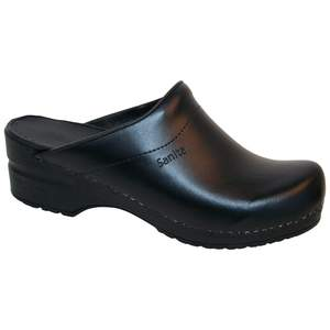 Karl PU Men's in Black - Sanita