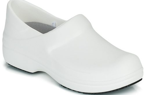 Crocs NERIA PRO II CLOG W White - Fast delivery   Spartoo Europe ! - Shoes Clogs  Women 39,99 €