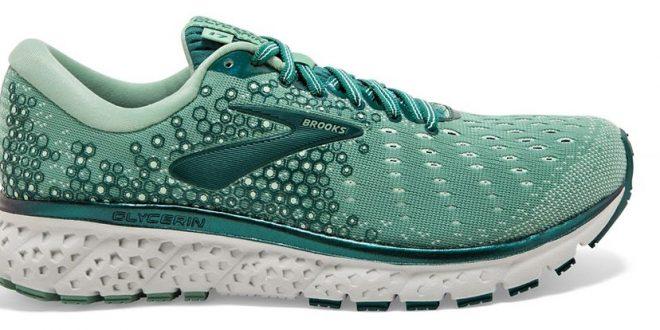 Womens Brooks Glycerin 17 Running Shoe at Road Runner Sports