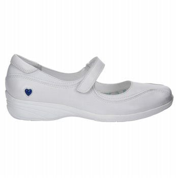 Nurse Mates Willow White | Shoes, All white shoes, On shoes