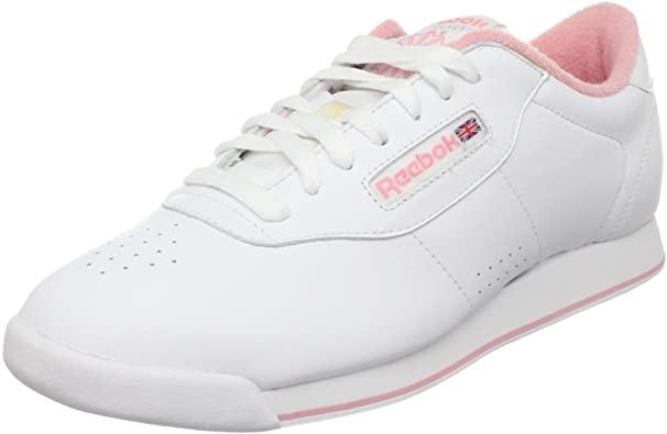 Amazon.com | Reebok Women's Princess Classic Sneaker | Fashion Sneakers