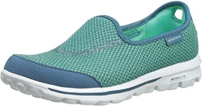 Amazon.com | Skechers Performance Women's Go Walk Rival Slip-On Walking Shoe | Walking