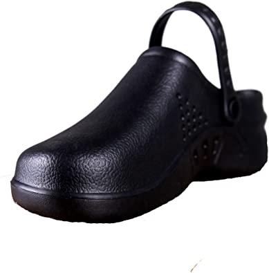 Amazon.com | G Med Women's Nursing Clogs Lightweight Comfortable Medical Nurse Shoes(SH-MED, BLK-7) | Mules & Clogs