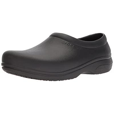 Buy Crocs Unisex-Adult On The Clock Clog   Slip Resistant Work Shoes Online in Hong Kong. B071FBKVBG