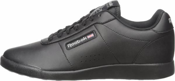 Reebok Princess Lite sneakers in black + white (only ) | RunRepeat