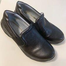 Nurse Mates Align Harmony Slip Resistant Black Leather Shoes Women Size 9 M for sale online | eBay