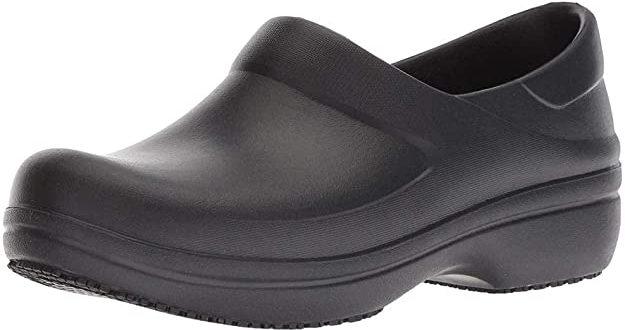 Amazon.com   Crocs Women's Neria Pro Ii Clog   Slip-Resistant Work and  Nursing Shoe   Mules & Clogs