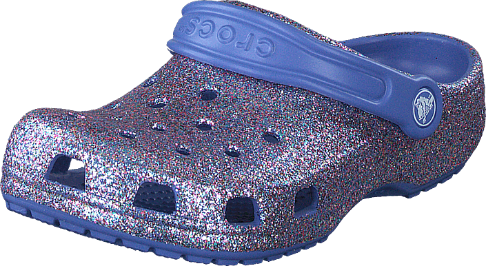 Classic Glitter Clog Kids Lapis | Shoes for every occasion | Footway