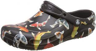 Buy crocs Unisex Bistro Graphic Clog Clogs