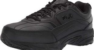 Fila Women's Memory Workshift Slip Resistant Work Shoe: Amazon.co.uk: Shoes  & Bags