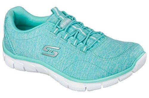 Skechers Relaxed Fit Empire Heart To Heart Womens Sneakers Turquoise 10 | Womens  sneakers, Sneakers fashion, Skechers relaxed fit
