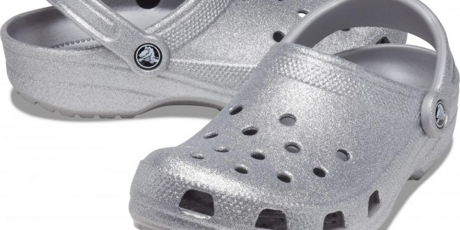 Classic Glitter Clog - Crocs