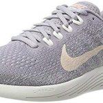 Nike Women's Lunarglide 9 White Tennis Shoes review