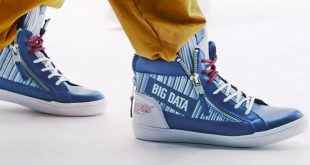 Dangerous by Big Data - Big Data Shoes (Fictional but bad a**)