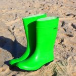How to Stretch Rubber Boots to Fit Calves